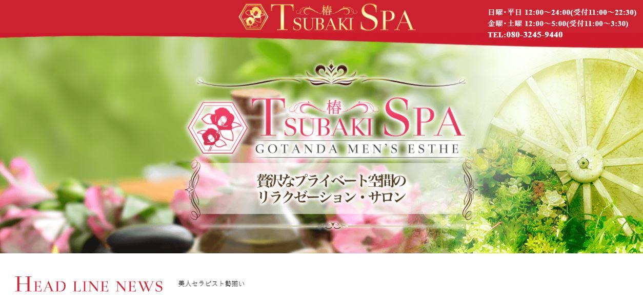 五反田のメンズエステ店TSUBAKISPA(ツバキスパ)の写真